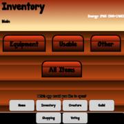 Inventory App - Krafties